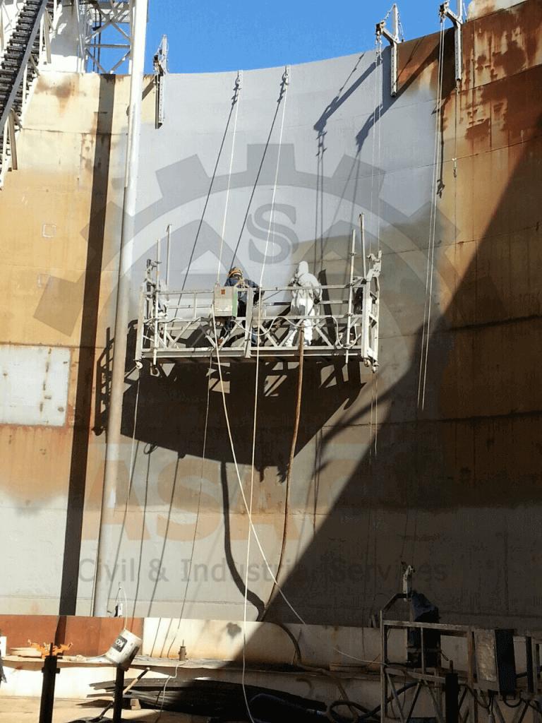روشهای مدرن مقاوم سازی و تعمیر مخازن