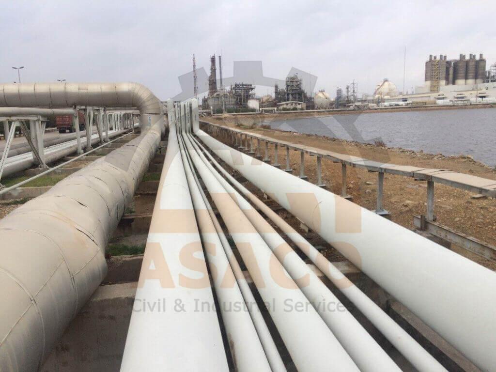 مقاوم سازی خطوط لوله نفتی