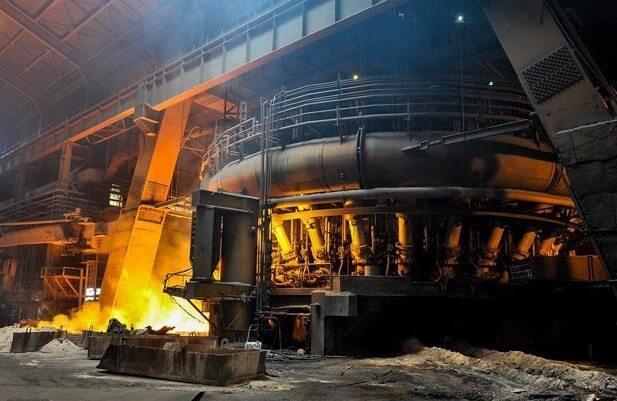 بهسازی صنعت فولاد